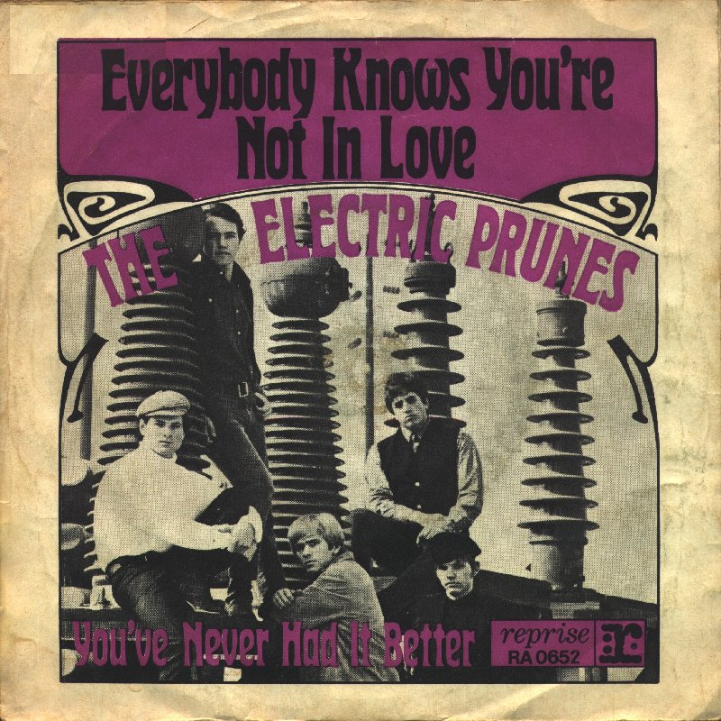 Everybody Knows You're Not In Love